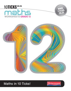 9780796227126 - 10 Ticks Mathematics Gr 12