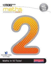 9780796227133 - 10 Ticks Mathematics Gr 2