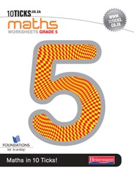 9780796227058 - 10 Ticks Mathematics Gr 5