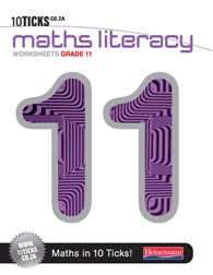 9780796227157 - 10 Ticks Maths Literacy Gr 11