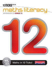 9780796227164 - 10 Ticks Maths Literacy Gr 12