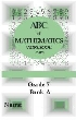9781920505752 - ABC of Mathematics Grade 7 Workbooks (Set of 3)