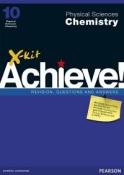 9781775781424 - Achieve! Physical Science Chemistry Gr 10