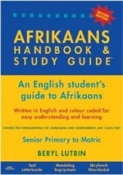 9780620325844 - Afrikaans Handbook and Study Guide