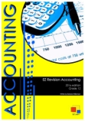 9780994688217 - EZ Revision Accounting Gr 12