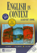 9780636081765 - English in Context Gr 10 Learner's Book