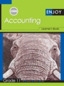 9780796237026 - Enjoy Accounting Gr 11 Learner's Book