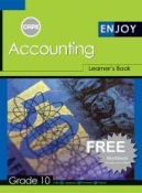 9780796237392 - Enjoy Accounting Gr 10 &amp; Free Workbook  