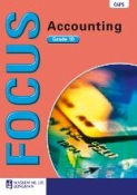 9780636127098 - Focus Accounting Gr 10 Learner's Book