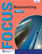 9780636135994 - Focus on Accounting Gr 11 