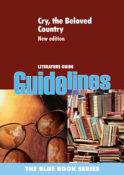 9781770171855 - Guidelines - Cry the Beloved Country
