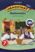 9780199056842 - Oxford Headstart Mathematics Grade 7 Learner's Book