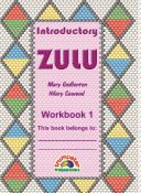 9781920008833 - Introductory Zulu Workbook 1