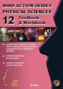 9781869215392 - MAS: Physical Science Gr 12  Textbook and Workbook