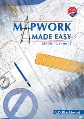 9780796214720 - Mapwork Made Easy Gr 10 - 12