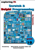 9780986975875 - Exploring IT: Scratch and Delphi Programming Gr 10