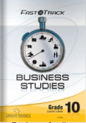 9781920194376 - Fast Track Business Studies Gr 10