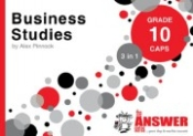 "9781920297909 - The Answer Series Business Studies ""3 in 1"" Gr 10"
