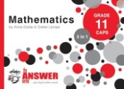 "9781920558277 - The Answer Series Mathematics ""3 in 1"" Gr 11"