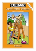 9781920564216 - THRASS: Learner's Phonics Workbook 1 (HL)