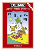 9781920564223 - THRASS: Learner's Phonics Workbook 2 (HL)