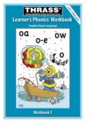 9781920564230 - THRASS: Learner's Phonics Workbook 3 (HL)