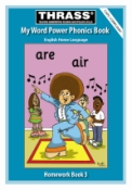 9781920564070 - THRASS: My Word Power Phonics Homework Book 3 (HL)