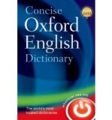 9780199601080 - Oxford Concise English Dictionary