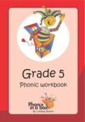 9780987016645 - Phonic Workbook Gr 5