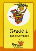 9780987016607 - Phonic Workbook Gr 1
