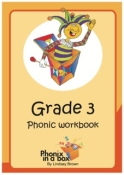 9780987016621 - Phonic Workbook Gr 3