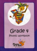 9780987016638 - Phonic Workbook Gr 4