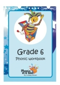 9780987016669 - Phonic Workbook Gr 6
