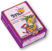 PHONICPURPLE - Phonic Flashcards - Purple Box