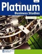 9780636124837 - Platinum Business Studies Gr 10