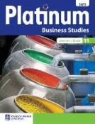 9780636136090 - Platinum Business Studies Gr 11