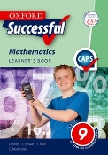 9780199057160 - Oxford Successful Mathematics Grade 9 Learner's Book