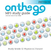9780796233929 - On the Go: Physics Gr 12