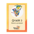 9780987016621 - Phonix in a Box Grade 3 Phonic Workbook