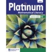 9780636143357 - Platinum Mathematical Literacy Grade 12 Learner's Book