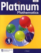 9780636127845 - Platinum Mathematics Grade 1 Learner's Book