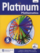 9780636135345 - Platinum Mathematics Grade 5 Learner's Book