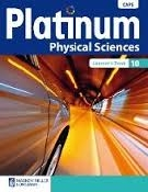 9780636128057 - Platinum Physical Science Grade 10 Learner's Book