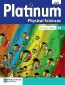 9780636135116 - Platinum Physical Science Grade 11 Learner's Book