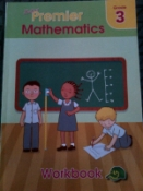 9780796057211 - Shuters Premier Maths Gr 3 Workbook