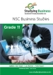9781928361268 - Studying Business Grade 11 Textbook