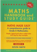 9780981437040 - Maths Handbook & Study Guide - Grade 8