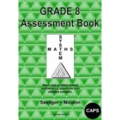 9781920378424 - System Maths Gr 8 Assessment Book