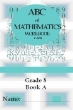 9781920505769 - ABC of Mathematics Grade 8 Workbooks (Set of 3)