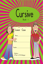 9781919775623 - Cursive Book 1 - Lower Case